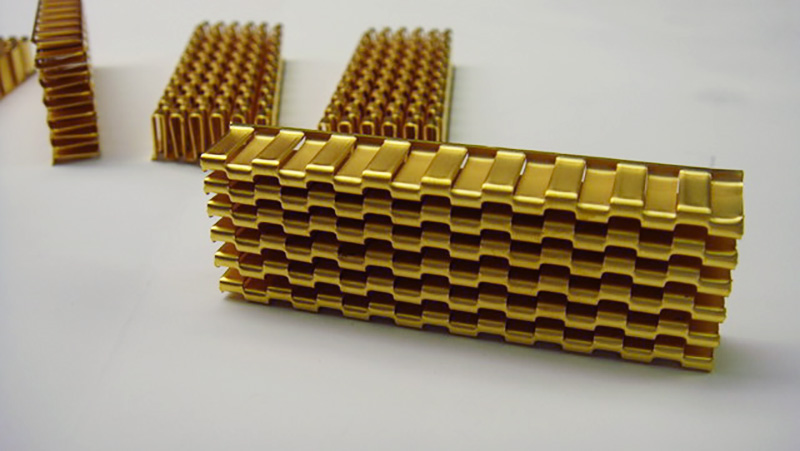 Soft Gold Plating Example